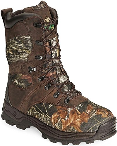 """Rocky Men's 10"""" Sport Utility Max Insulated Waterproof Boot"""