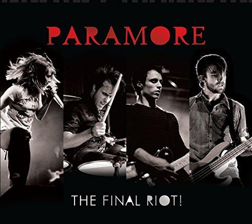 The Final RIOT! (CD/DVD)