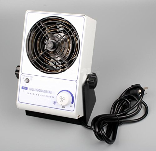 Ionizing Air Blower Fan ESD Static Eliminator Anti-Static Ionizer 110V or 220V by YUCHENGTECH (Image #3)