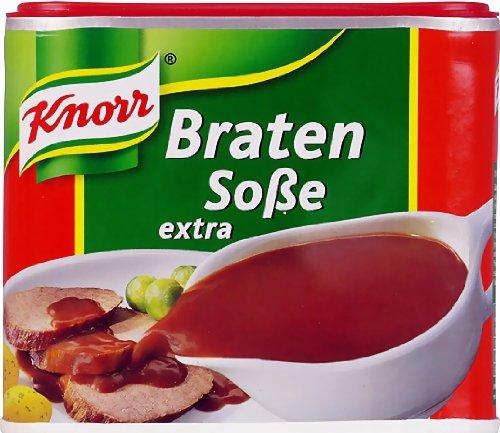 Knorr Braten Soße Extra, 3er Pack (3 x 2.5 l)