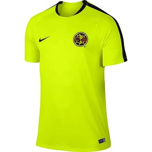 Nike Soccer Replica Jersey  Nike Club America Flash Training Replica Soccer  Jersey 15 16 bd79e08f2
