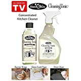 NEW! Dutch Glow Cleaning Tonic Concentrate All Natural Multi Purpose Cleaner Spray