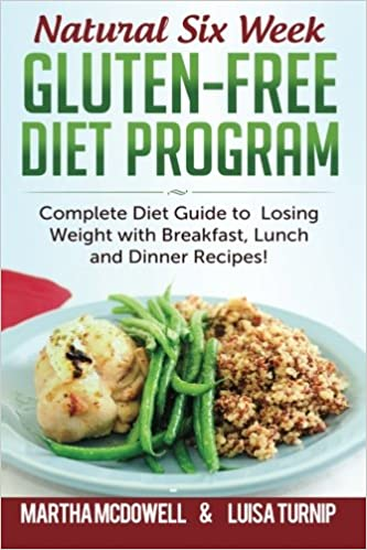 amazon natural 6 week gluten free diet program complete diet