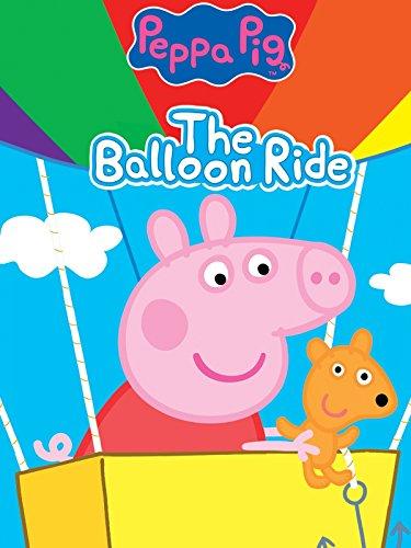 Peppa Pig: The Balloon Ride - Dvd Pig Papa