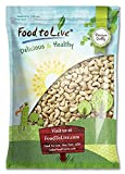 Raw Cashews by Food to Live (Large, Whole, Size W-320, Unsalted, Kosher Bulk) — 16 Pounds Review