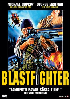 film blastfighter lexecuteur