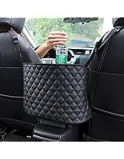 Porta bolsa de bolso com rede para carro,Organizador de malha para carro,Bolsa de rede para condutor,Bolsa de rede para cadeirinha,Barreira para carro para cão,Suporte para bolsa de mão para encosto de cabeça