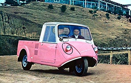 Amazon Com 1961 Mazda K360 Factory Photo Entertainment Collectibles