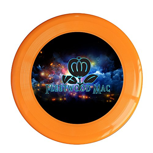 Kim Lennon Fleety Weedy Flower Macy Custom Recreation Plastic Sport Disc Colors And Styles Vary Orange Size One - Chicago Macy