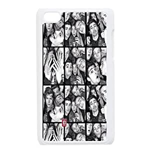 [AinsleyRomo Phone Case] FOR IPod Touch 4th -One Direction Music Band-Style 4
