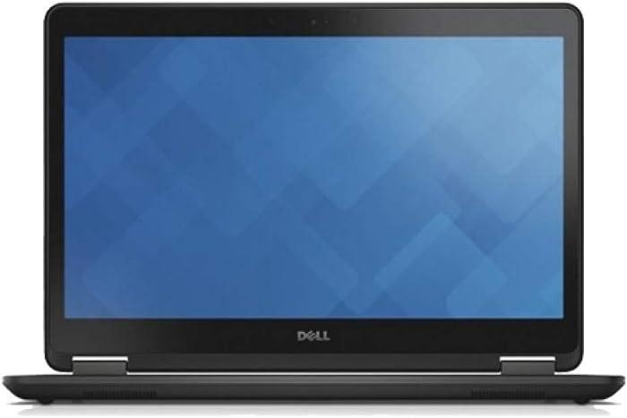"2019 Dell Latitude E7250 12.5"" Touchscreen Ultrabook Business Laptop Computer, Intel Core i7-5600U up to 3.2GHz, 16GB RAM, 512GB SSD, 802.11ac WiFi, Bluetooth, Windows 10 Professional (Renewed)"