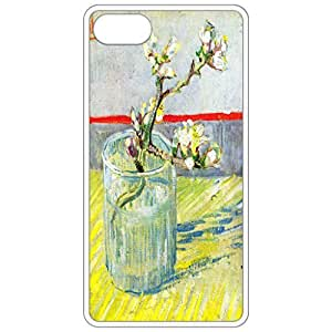 Almond Blossom Branch By Van Gogh Painting By Vincent Van Gogh White Apple Iphone 6 (4.7 Inch) Cell Phone Case - Cover