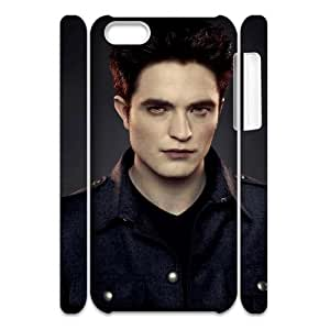 HXYHTY Customized 3D case Edward Cullen for iPhone 5C