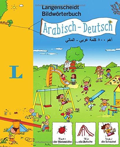 Langenscheidt Bildwörterbuch Arabisch - Deutsch