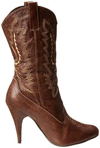 Cowgirl Western Ellie Shoes 418 Women's Brown Boot tSS6v8