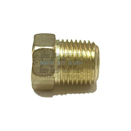 "Allstar ALL50182 1//8/"" NPT Brass Plugs"