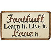 Football Learn it. Live it. Love it.