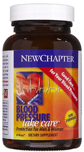 New Chapter Blood Pressure Take product image
