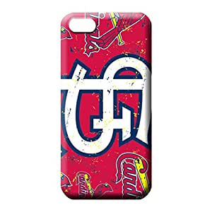 iphone 5c cell phone skins High-end Strong Protect Hot Style st. louis cardinals mlb baseball
