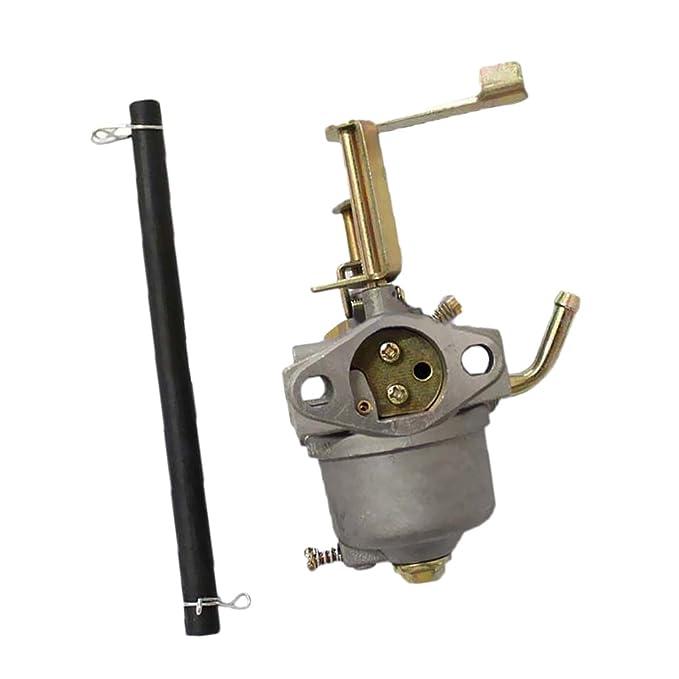 Gazechimp Carburador Ideal para Motosierra Cortacésped ...