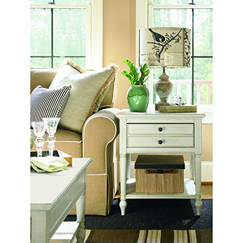 - Universal Furniture 987805 Summer Hill End Table, Cotton