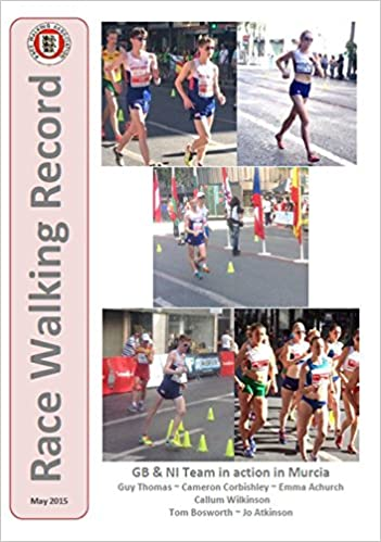 Download Race Walking Record - May 2015 PDF, azw (Kindle)
