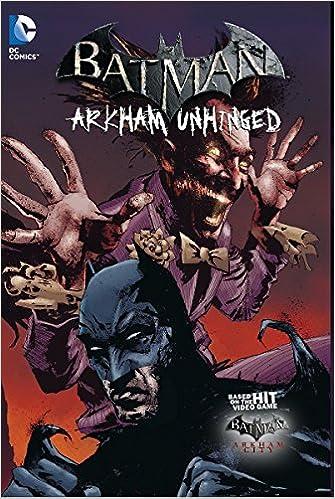 Batman: Arkham Unhinged Volume 3 [Idioma Inglés]: Amazon.es ...