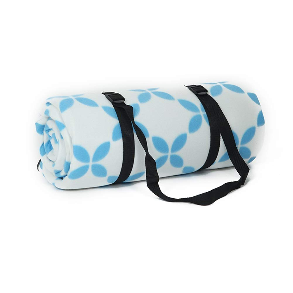 Picnic Blanket Large Outdoor, Waterproof Backing Soft Suede Material Camping Mat with Waterproof Backing, 170 x 200cm