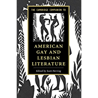 The Cambridge Companion to American Gay and Lesbian Literature (Cambridge Companions to Literature) book cover