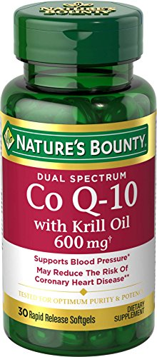 Natures Bounty Spectrum Krill Softgels