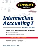 img - for Schaums Outline of Intermediate Accounting I, Second Edition (Schaum's Outlines) book / textbook / text book