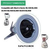 Podoy 14291600 Blender Blade Cutter for Black