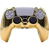 O escudo de proteção de alça é adequado para PS5, alça de jogo PS5 revestimento rígido shell PS5 dividido colorido…