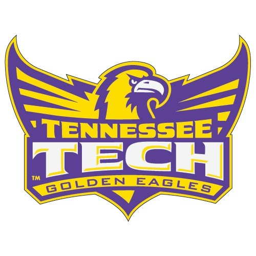 Tennessee Tech Large Magnet 'Official Logo' by CollegeFanGear