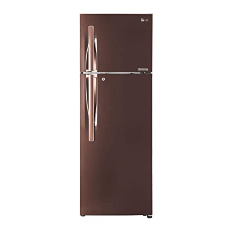 7e07ab541 LG 308 L 4 Star Inverter Frost-Free Double-Door Refrigerator (GL ...