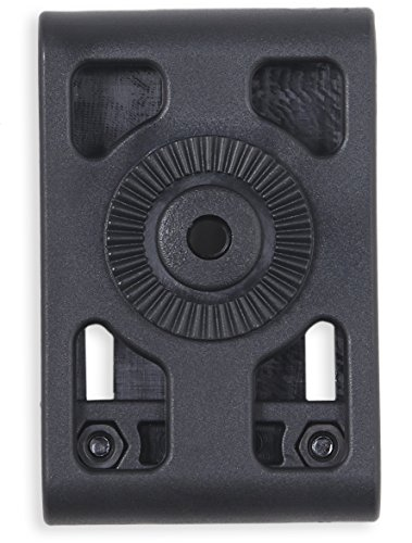 Bulldog Cases P-1911M Polymer Magazine Holder, Black, Left/Right by Bulldog Cases (Image #6)