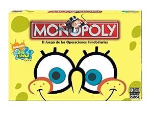 Hasbro Monopoly Bob Esponja - Juego de mesa