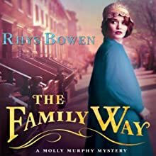 The Family Way Audiobook by Rhys Bowen Narrated by Nicola Barber