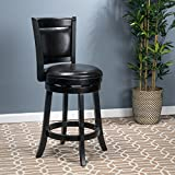 Christopher Knight Home 296634 Nazir Counter Stool, Espresso