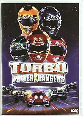 Turbo Power Rangers (Import Movie) (European Format - Zone 2) (2003
