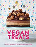 Vegan Treats: Easy vegan bites and bakes. Gluten-free, dairy-free & refined sugar-free