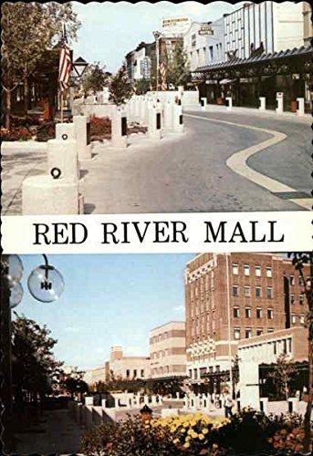 Red River Mall Fargo, North Dakota Original Vintage - Fargo Malls