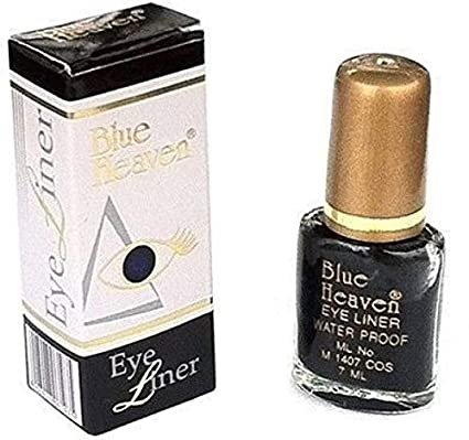 00958b325b1 Buy Blue Heaven Waterproof Fashion Eyeliner and Mascara Combo Eye Lashes  Black (Set of 2) Online at Low Prices in India - Amazon.in