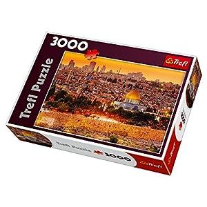 Trefl Puzzle I Tetti Di Gerusalemme Tr33032