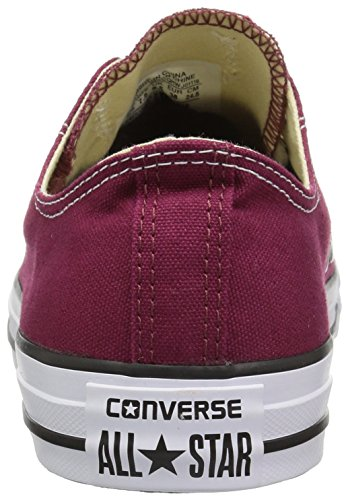 Chuck Ox Taylor Converse Seasonal Star Rot All Sneakers Unisex Bordeaux Erwachsene 7xHSnRHq