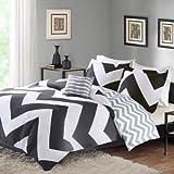 Best Better Homes & Gardens Comforters - 4-Piece Comforter Cover Set (King) Review