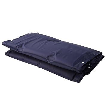 BFHCVDF Esponja de Alta Resistencia Que Llena un colchón de Aire autoinflable de Viaje Puntos: Amazon.es: Deportes y aire libre