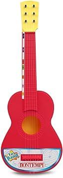Bontempi - Guitarra Española 50 Cm. GS 5051/N: Amazon.es: Juguetes y juegos