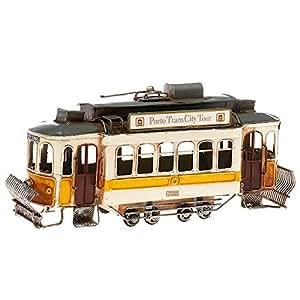 Antique Toys Chapa Ferroviario Vintage De Style Modelo Retro Pamer dWCoexBr