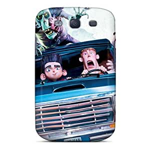 Awesome BiA2641GSIR Franiry79c24 Defender Tpu Hard Cases Covers For Galaxy S3- Paranorman 2012 American 3d Stop Motion Animated Comedy Horror Film